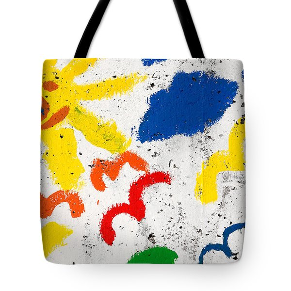 Sun And Seagulls Tote Bag by Gaspar Avila