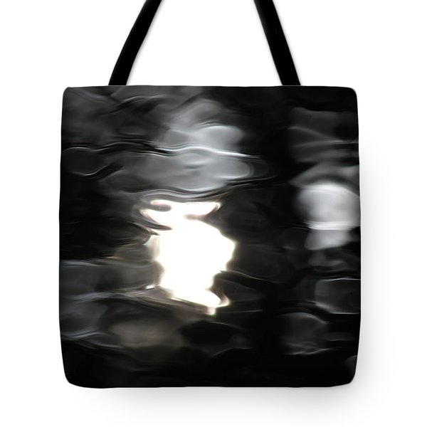 Tote Bag featuring the photograph Sun And Water  by Penny Meyers