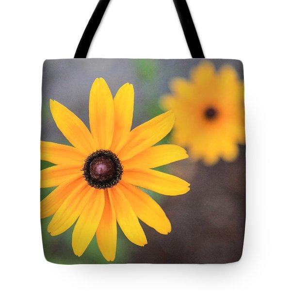 Sun Daisy Tote Bag