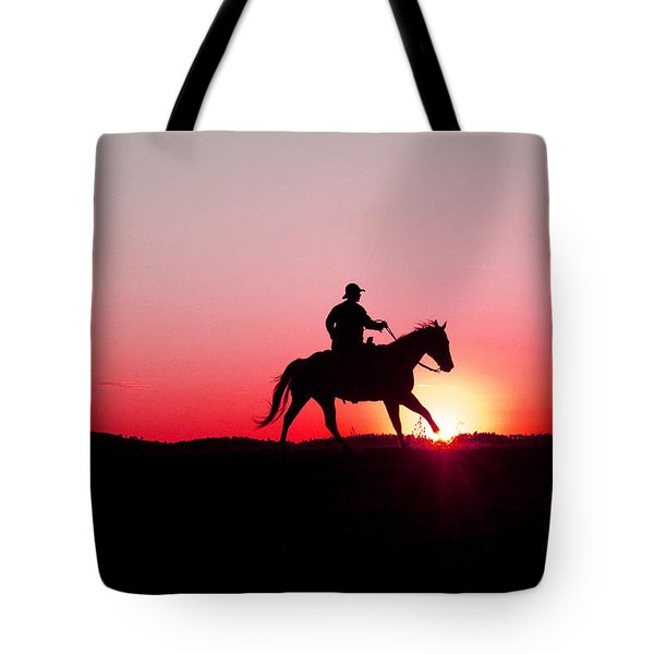 Sun Dancer Tote Bag