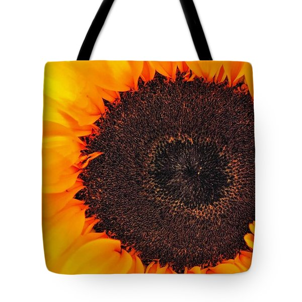 Sun Delight Tote Bag by Angela J Wright