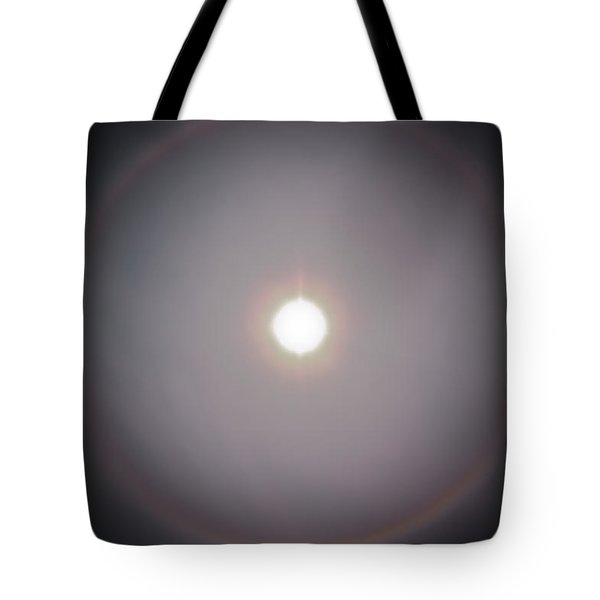 Sun Dog Tote Bag