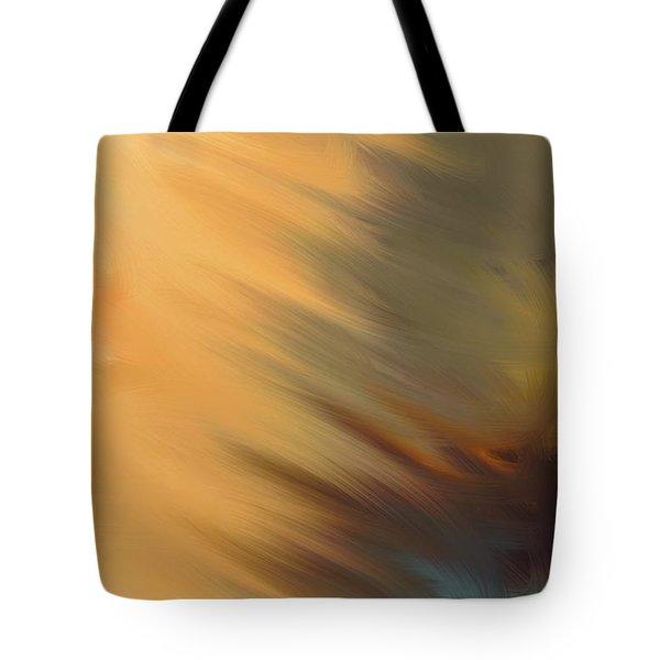 Sun Flare Tote Bag
