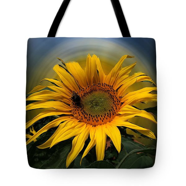 Sun Flower Summer 2014 Tote Bag
