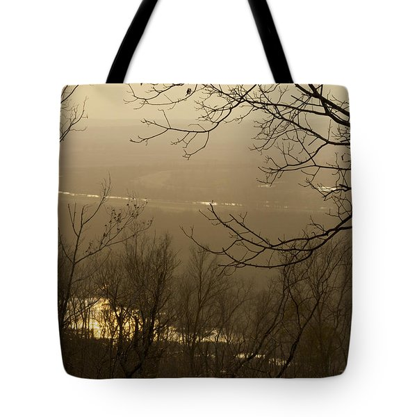 Sun Glow Tote Bag by Jane Eleanor Nicholas