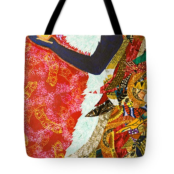 Sun Guardian - The Keeper Of The Universe Tote Bag