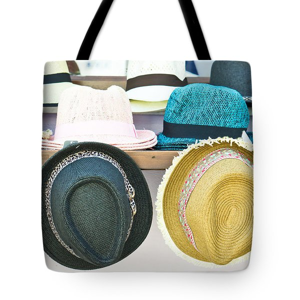 Sun Hats Tote Bag