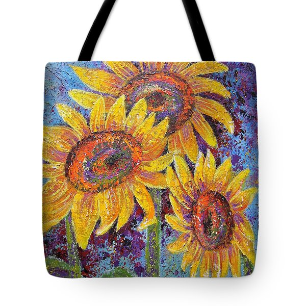 Sun-kissed Beauties Tote Bag by Margaret Bobb