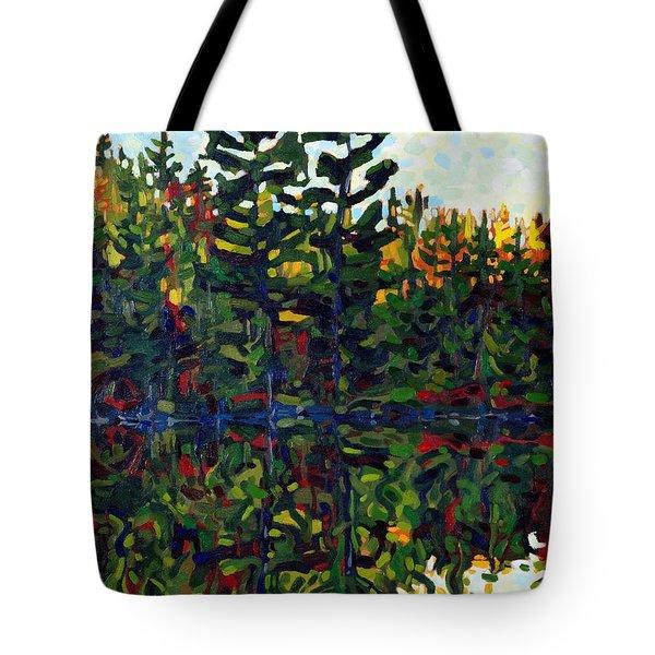 Sun Of Shore Sunrise Tote Bag