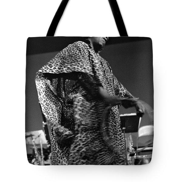 Sun Ra 1968 Tote Bag by Lee  Santa