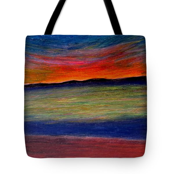 Sun-rest Tote Bag