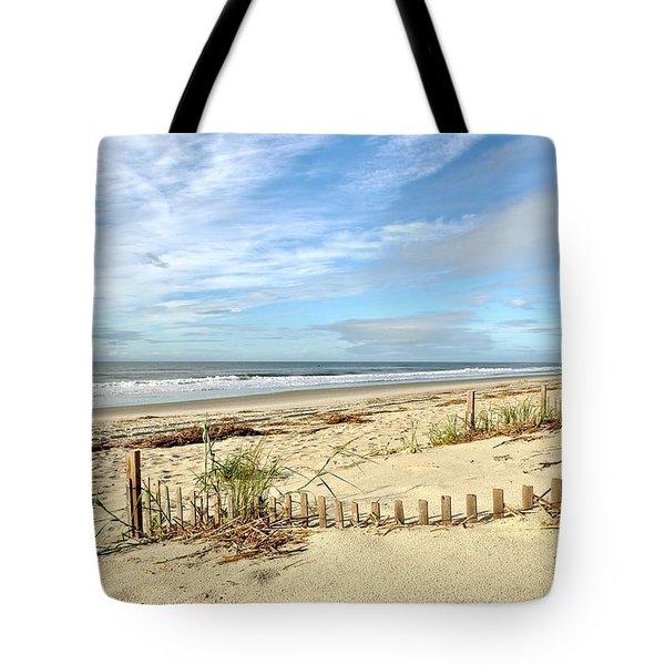 Sun Sand Sea Tote Bag