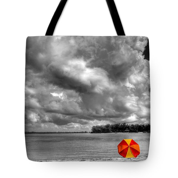 Sun Shade Tote Bag by HH Photography of Florida