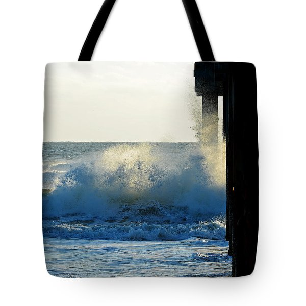 Sun Splash II Tote Bag
