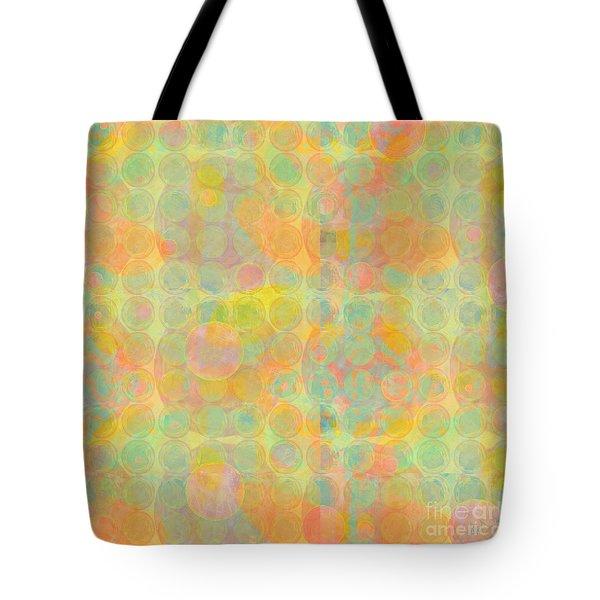 Sun Spots Tote Bag by Gabrielle Schertz