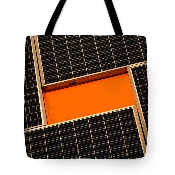 Sun Worshiper Tote Bag by Christi Kraft