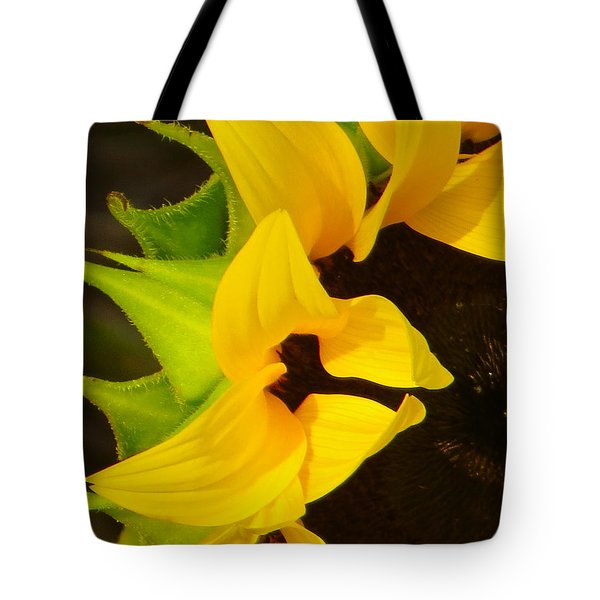Sun Worshipper Tote Bag