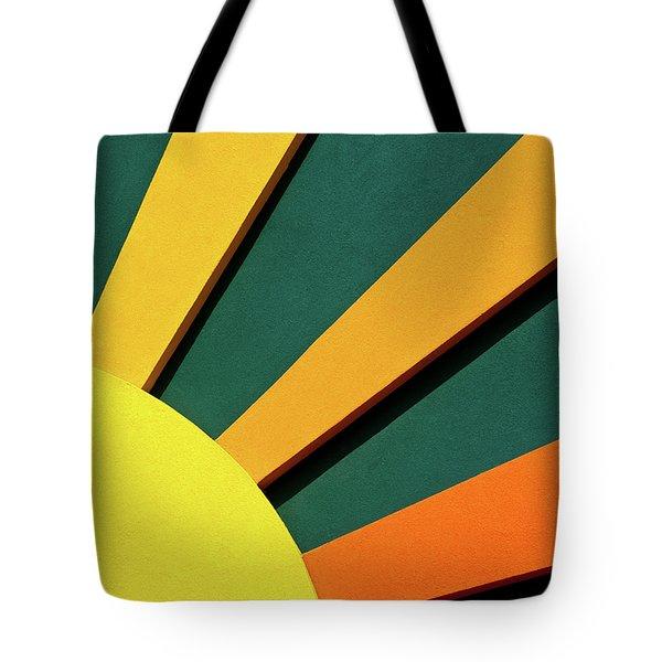 Sunbeams Tote Bag by Christi Kraft