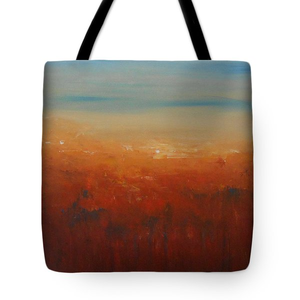 Sunburnt Country Tote Bag
