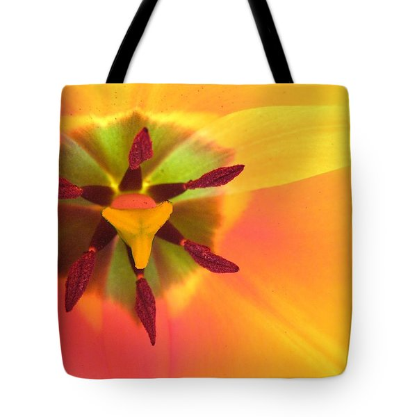 Sunburst 2 Tote Bag