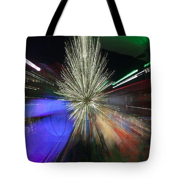 Sundance Sparkle Tote Bag