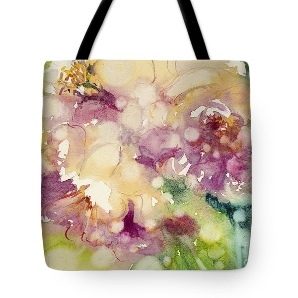 Sundappled Rose Tote Bag