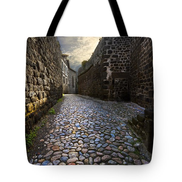 Sunday Morning Tote Bag by Debra and Dave Vanderlaan
