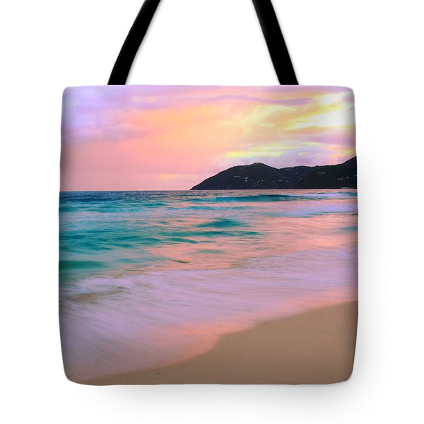 Sunday Morning Tote Bag by Roupen  Baker
