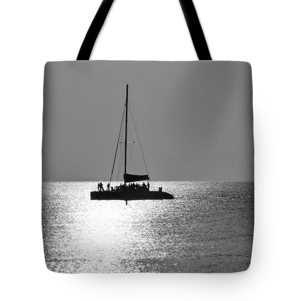 Sundown Sail Tote Bag