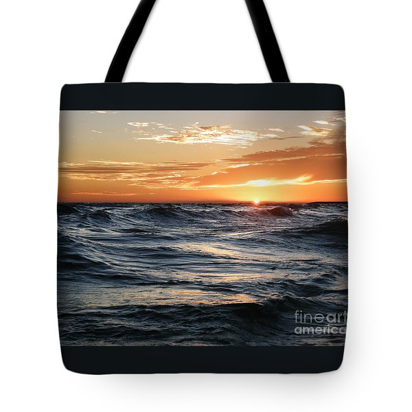 Deep Calls To Deep Tote Bag