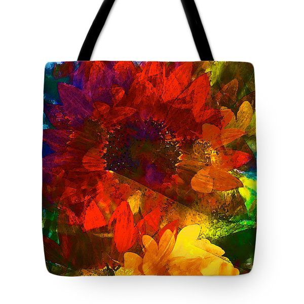 Sunflower 11 Tote Bag