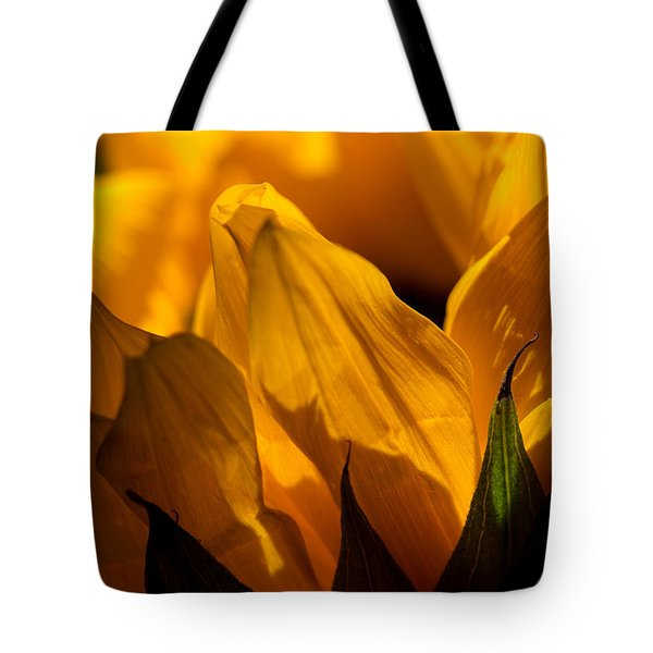 Sunflower 14 Tote Bag