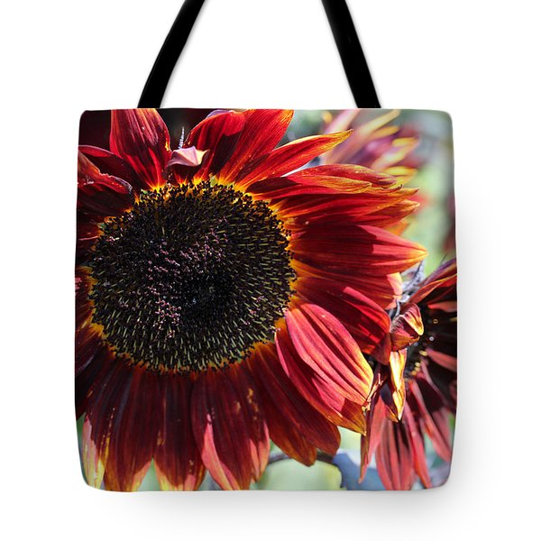 Sunflower 15 Tote Bag