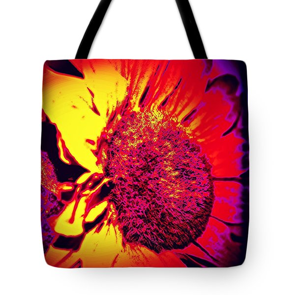 Sunflower 2 Tote Bag by Jason Michael Roust