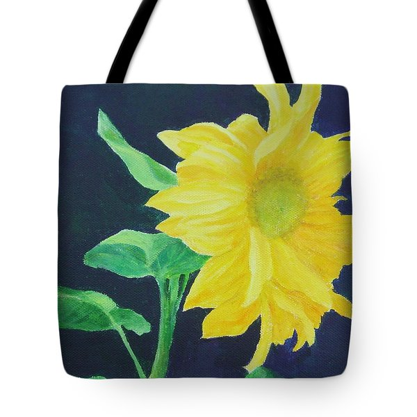 Sunflower Ballet Original Tote Bag