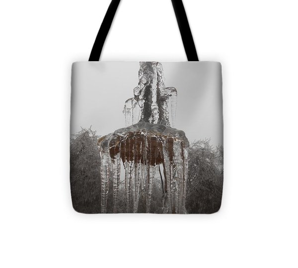 Sunflower Ice Princess Tote Bag by Diannah Lynch