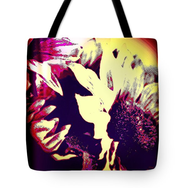 Sunflower Tote Bag by Jason Michael Roust