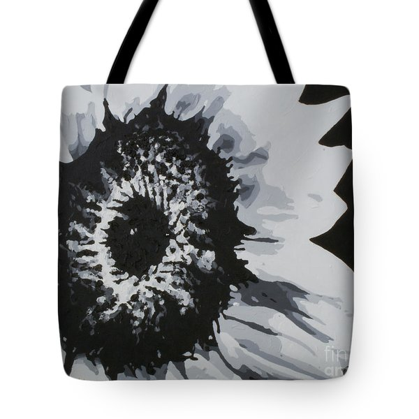 Sunflower Tote Bag by Katharina Filus