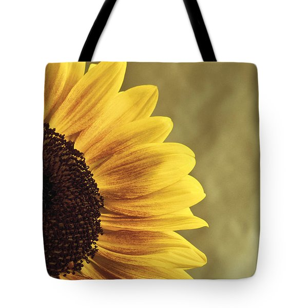 Sunflower Tote Bag by Lana Enderle