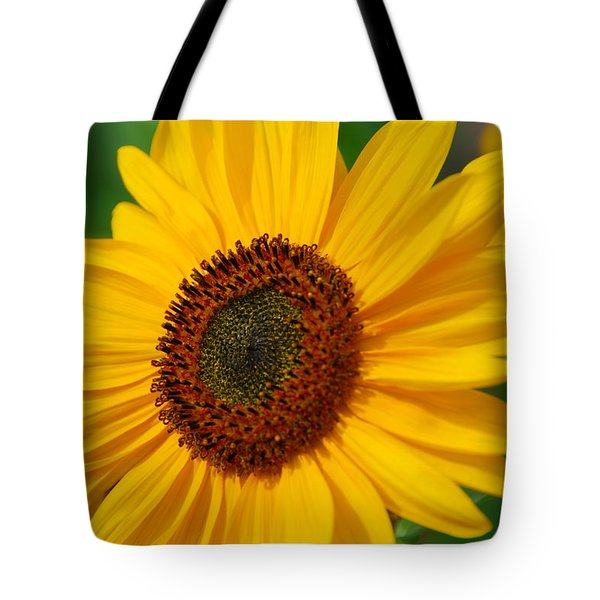 Sunflower Tote Bag by Michele Wright