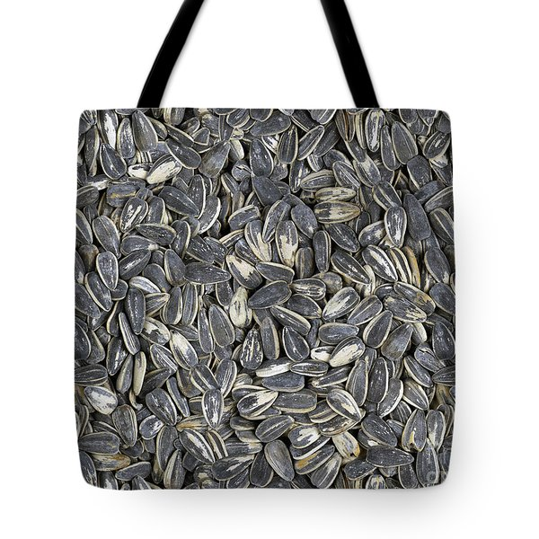 Sunflower Seeds Tote Bag
