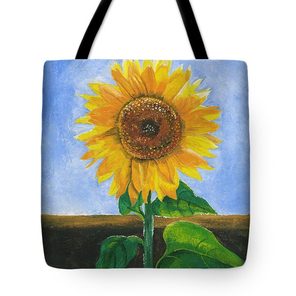 Sunflower Series Two Tote Bag