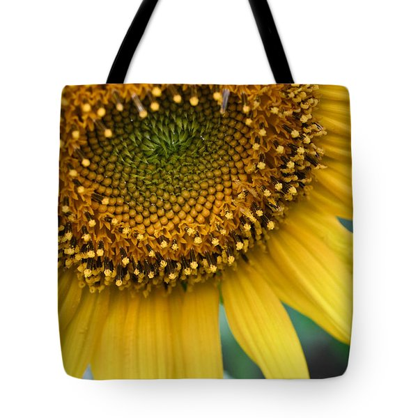 Sunflower Smiles Tote Bag