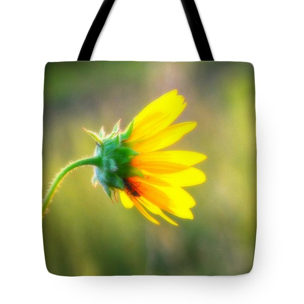 Sunflower Sunrise 6 Tote Bag