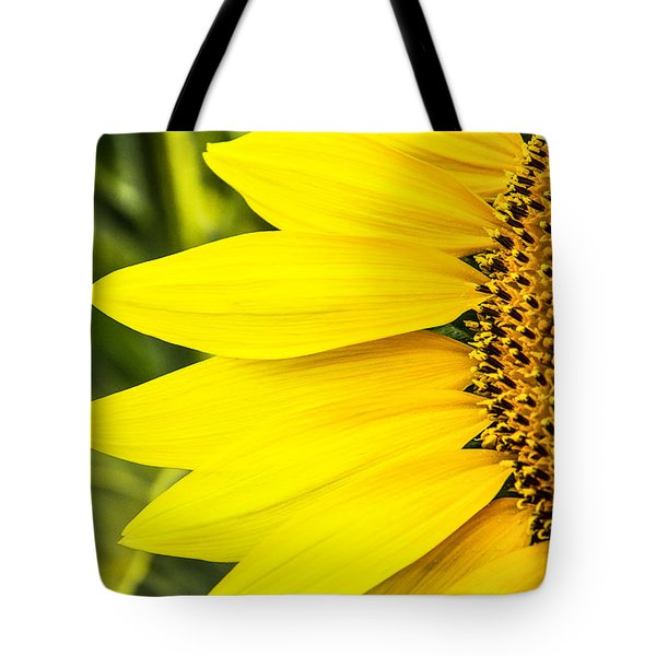 Sunflower Sunshine Tote Bag