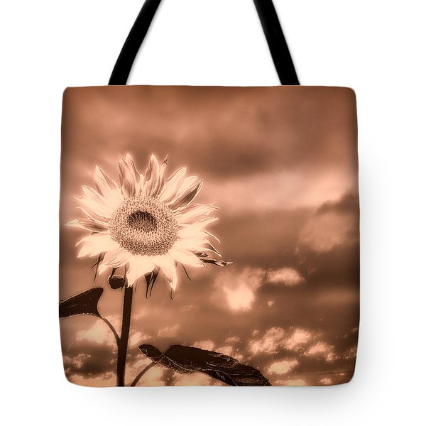 Sunflowers Tote Bag by Bob Orsillo