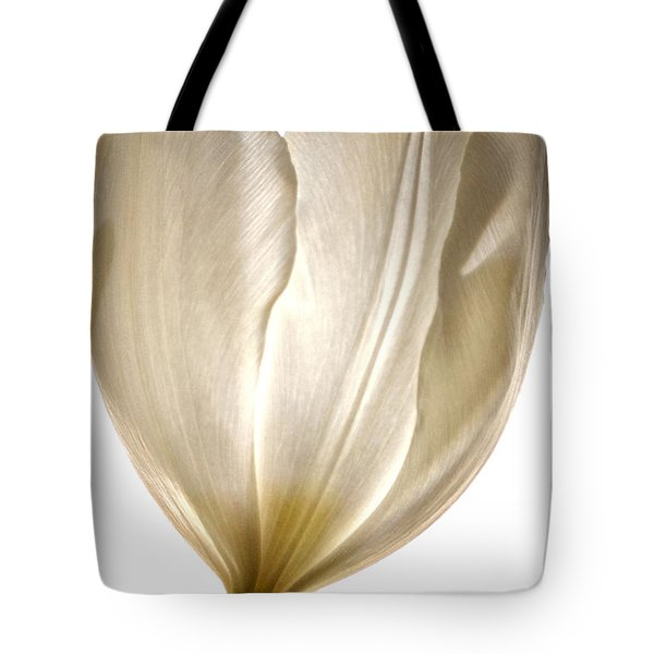 Sunlight White Tote Bag by Deb Halloran