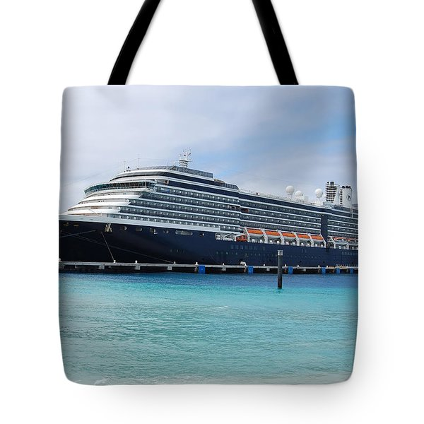 Sunny Days In Southern Seas Tote Bag