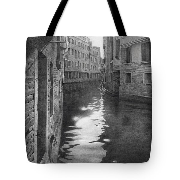 Sunny Days In Venice Mmvi Tote Bag