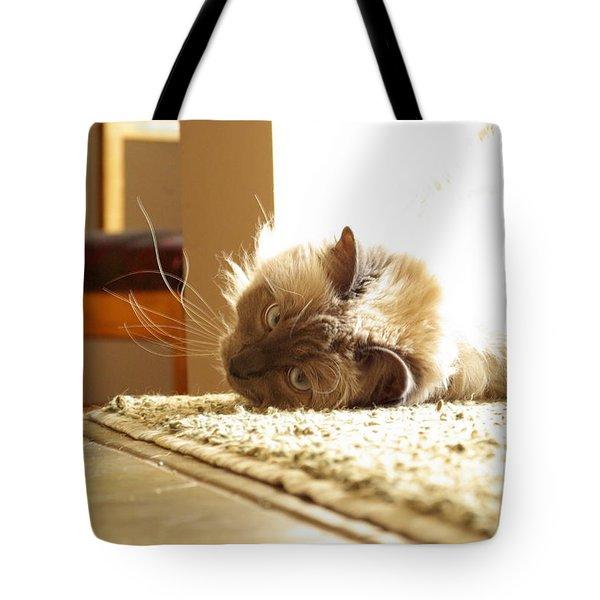 Sunny Jack Tote Bag